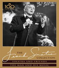 Cover Frank Sinatra - The Frank Sinatra Collection: Sinatra And Friends / The Man And His Music [DVD]